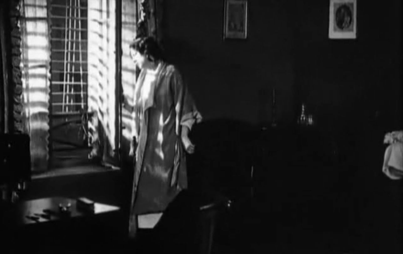 French feminist movie from 1922